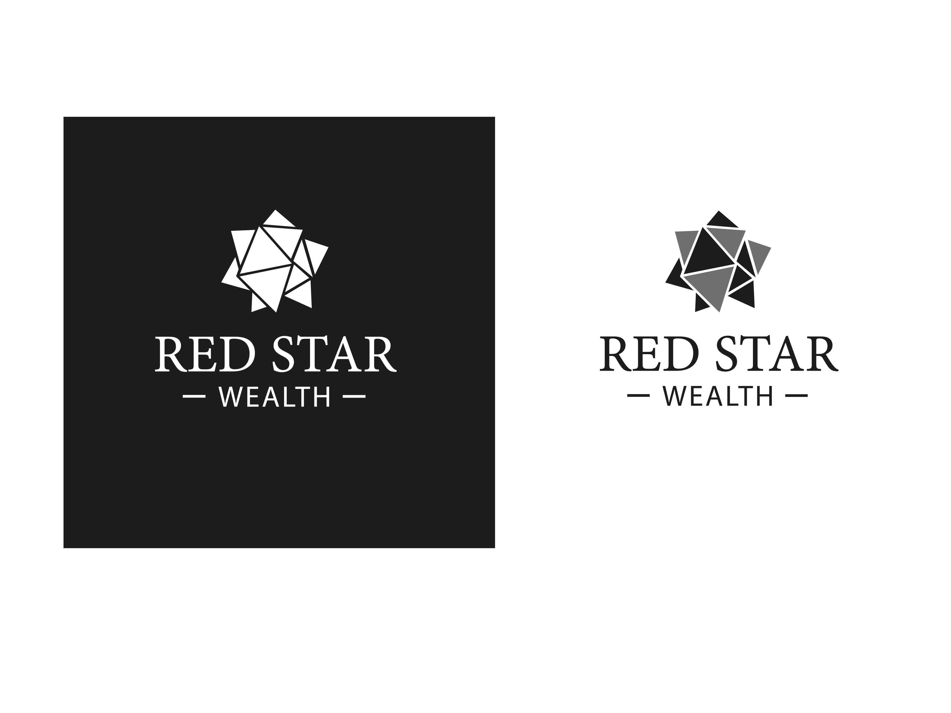Red_Star_Wealth_Logo_BW